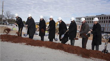 Groundbreaking Ceremony Held for Georgia Cyber Center Image