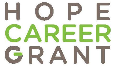 Hope Career Grant Logo
